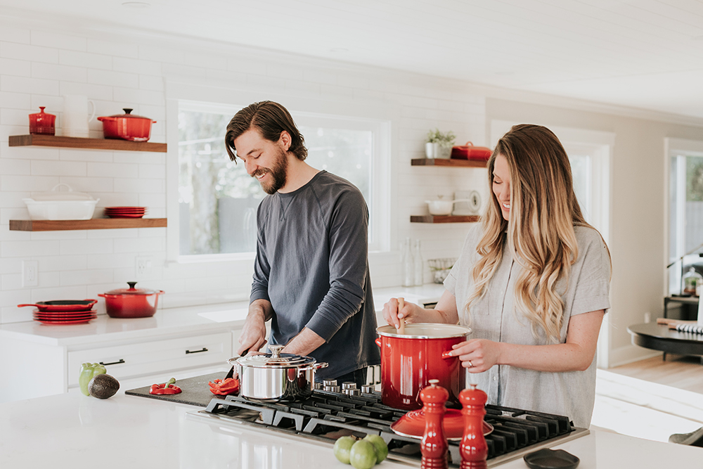 Van keukenidee tot droomkeuken